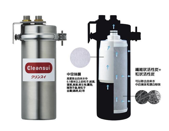 thiết bị máy lọc nước Mitsubishi Cleansui MP02-4 công nghiệp 100.000 lít, có thể lọc 50L, 100L, 500L /H tại Tphcm