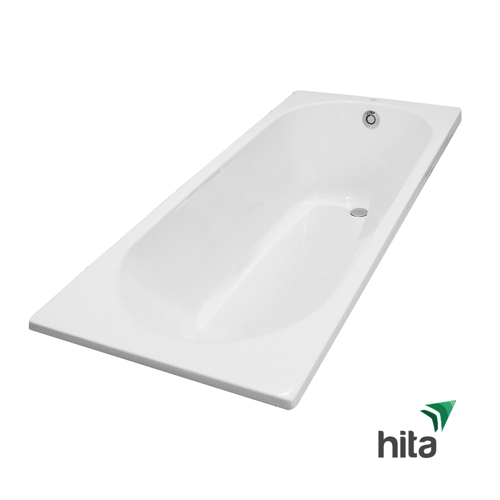 bồn tắm nhựa TOTO PAY1710V/TVBF411 không tay vịn, không yếm