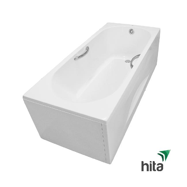 bồn tắm nhựa TOTO PAY1715HVC/TVBF411 có tay vịn, có yếm
