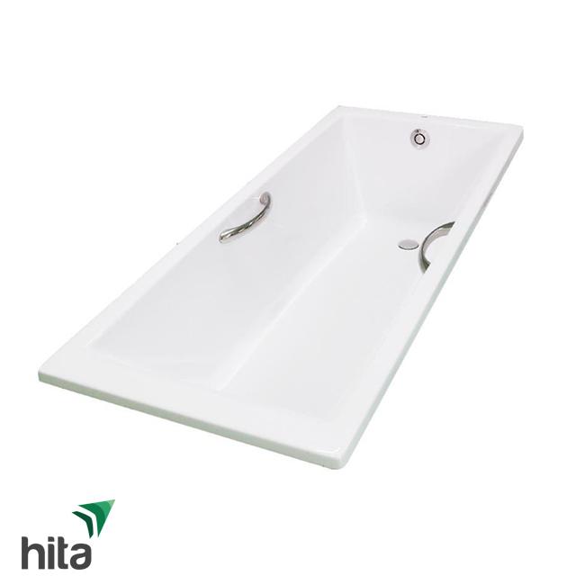 bồn tắm nhựa TOTO PAY1720HV/TVBF411 có tay vịn không yếm