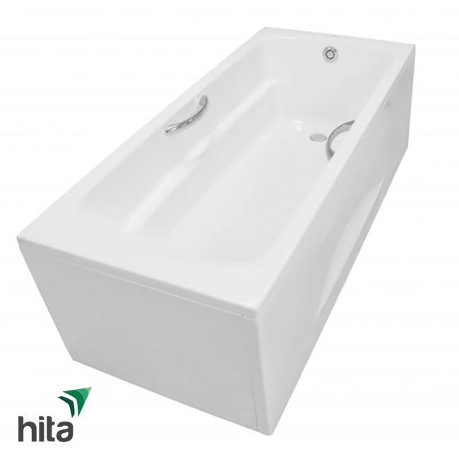 Bồn tắm nhựa TOTO PAY1735HVC/TVBF411 có tay vịn, có yếm