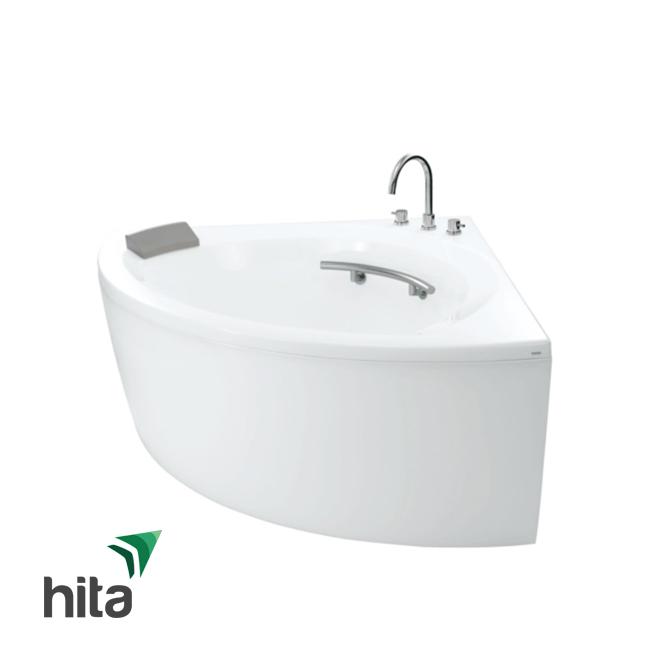 Bồn tắm ngọc trai TOTO PPY1353-3HPE#P/DB505R-2B/NTP001E đặt góc