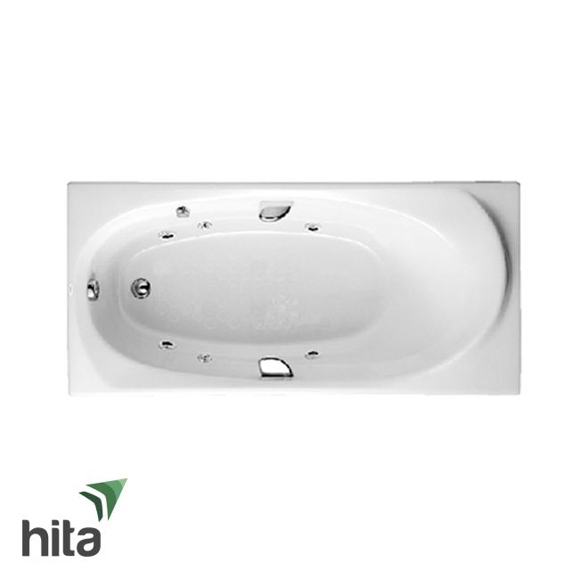 Bồn tắm ngọc trai massage TOTO PPYK1710ZLHPE#P/DB501R-2B chống trượt
