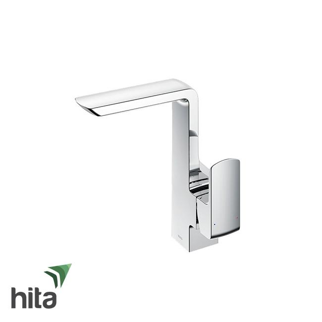 Vòi chậu lavabo TOTO TLG02309B nóng lạnh - Vòi bồn rửa mặt gật gù tay gạt bên hông