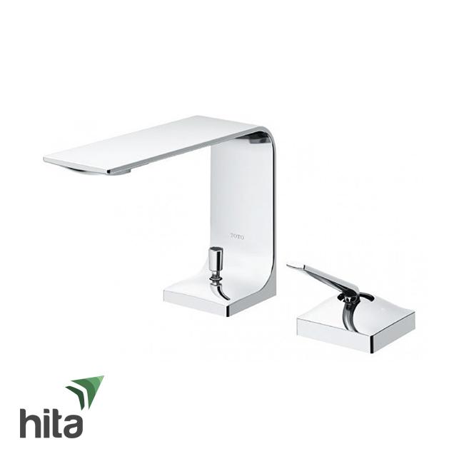 Vòi chậu lavabo rửa mặt TOTO TLP02301B - Vòi bồn rửa tay gật gù nóng lạnh