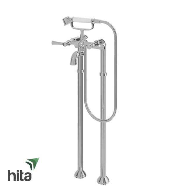 vòi xả bồn tắm TOTO TX411SGV3N nóng lạnh kèm sen tắm
