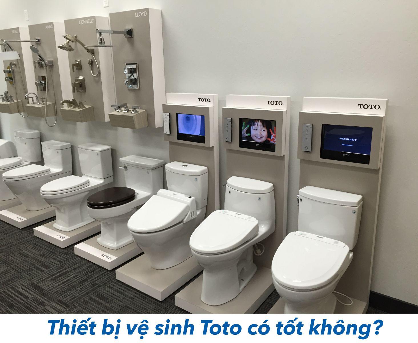 Địa chỉ đại lý bán thiết bị vệ sinh TOTO tại Quận Bình Tân