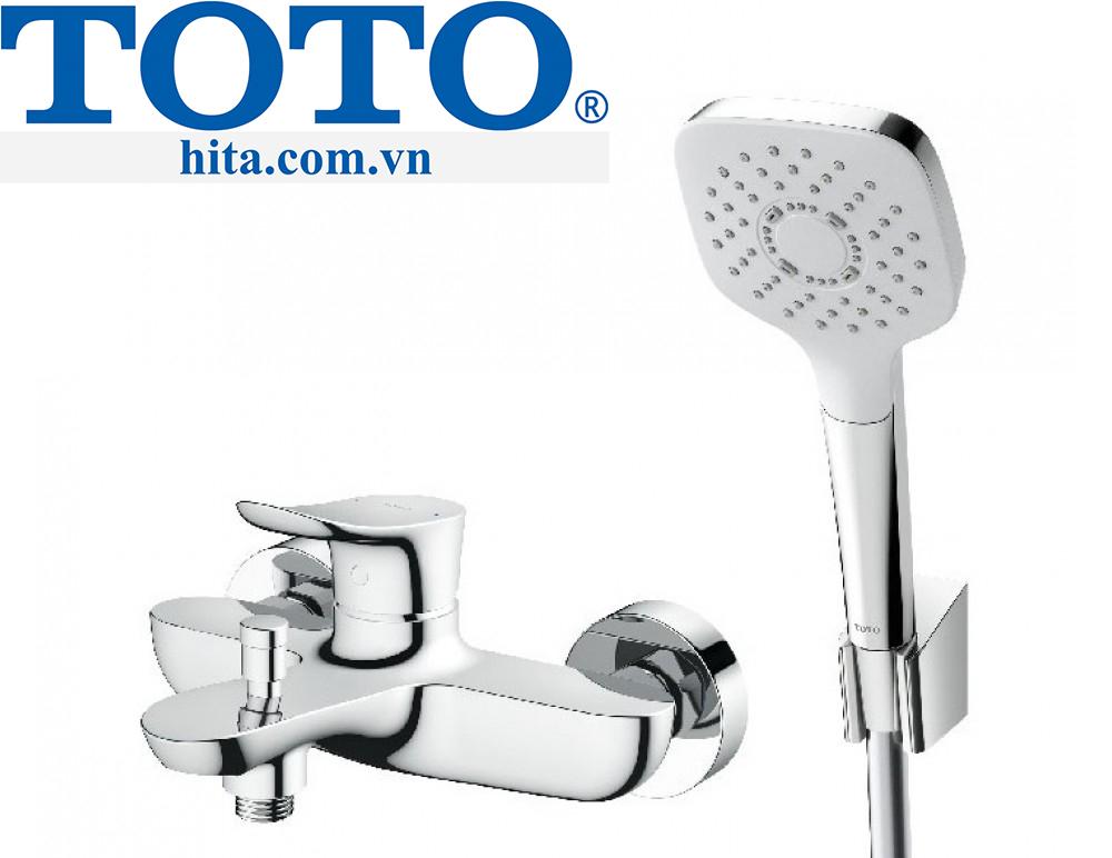 Bộ sen tắm nóng lạnh TOTO TBG02302V/TBW02005A