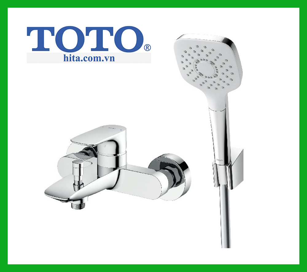 bộ sen tắm Toto TBG04302V TBW02005A