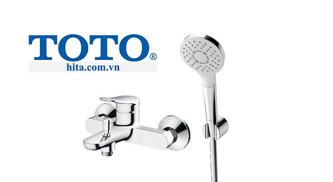 bộ sen tắm Toto TBS04302V TBW01008A