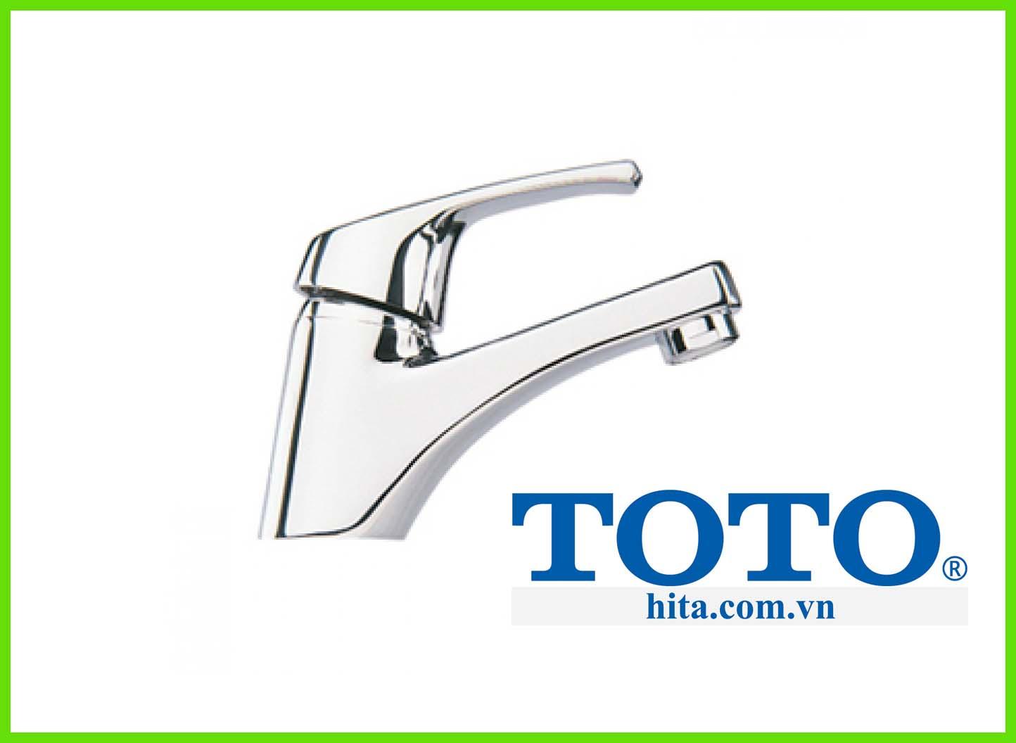Vòi chậu rửa mặt Toto TX109LD