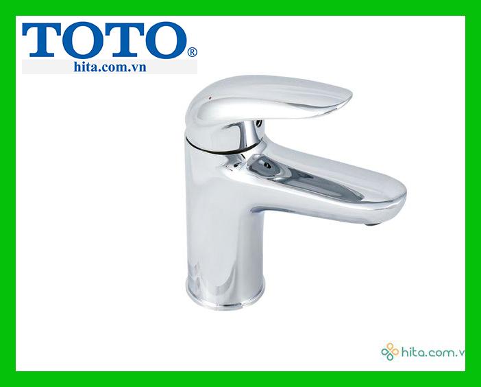 Vòi chậu rửa nóng lạnh lavabo Toto TLS03301V