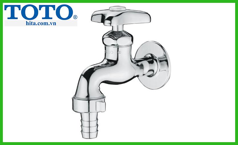 Vòi nước gắn tường lạnh Toto T26-13 cao cấp chính hãng