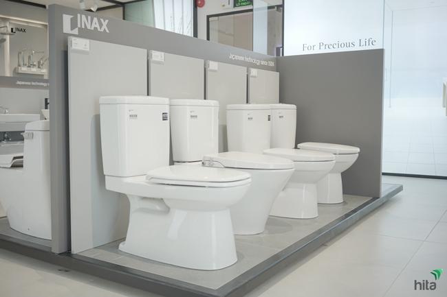 Kinh nghiệm mua thiết bị vệ sinh INAX