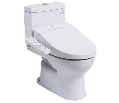 Bồn cầu thông minh điện tử thiết bị xịt rửa vệ sinh thông minh washlet TOTO
