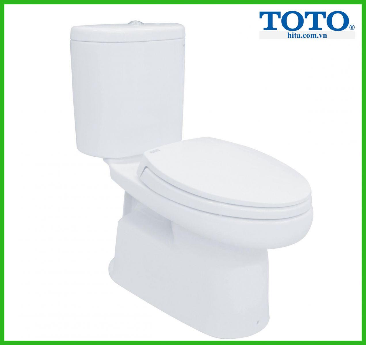 Bồn cầu 2 khối Toto CS351DT2