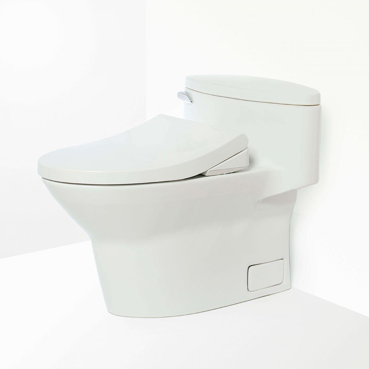 bồn cầu toto eco washer MS904E4