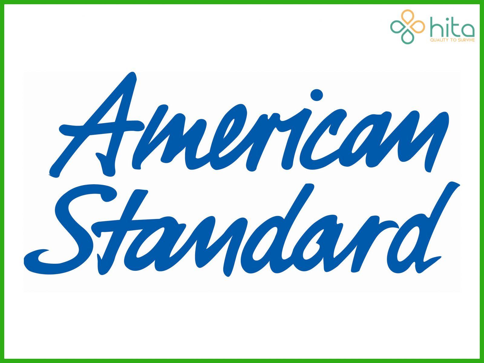 các hãng thiết bị vệ sinh american standar logo