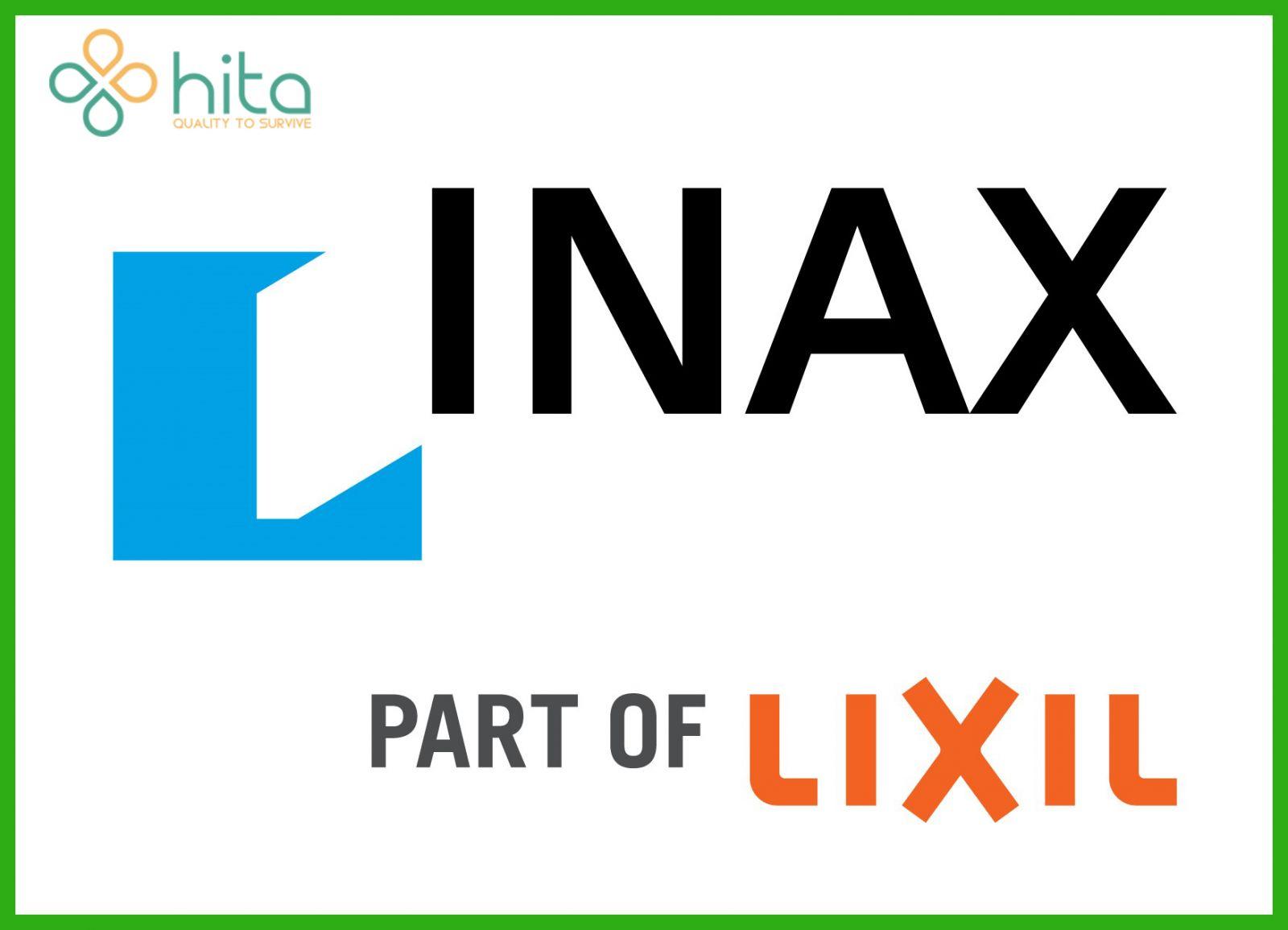 các hãng thiết bị vệ sinh inax logo
