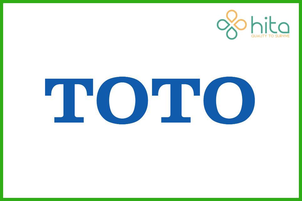 các hãng thiết bị vệ sinh toto logo