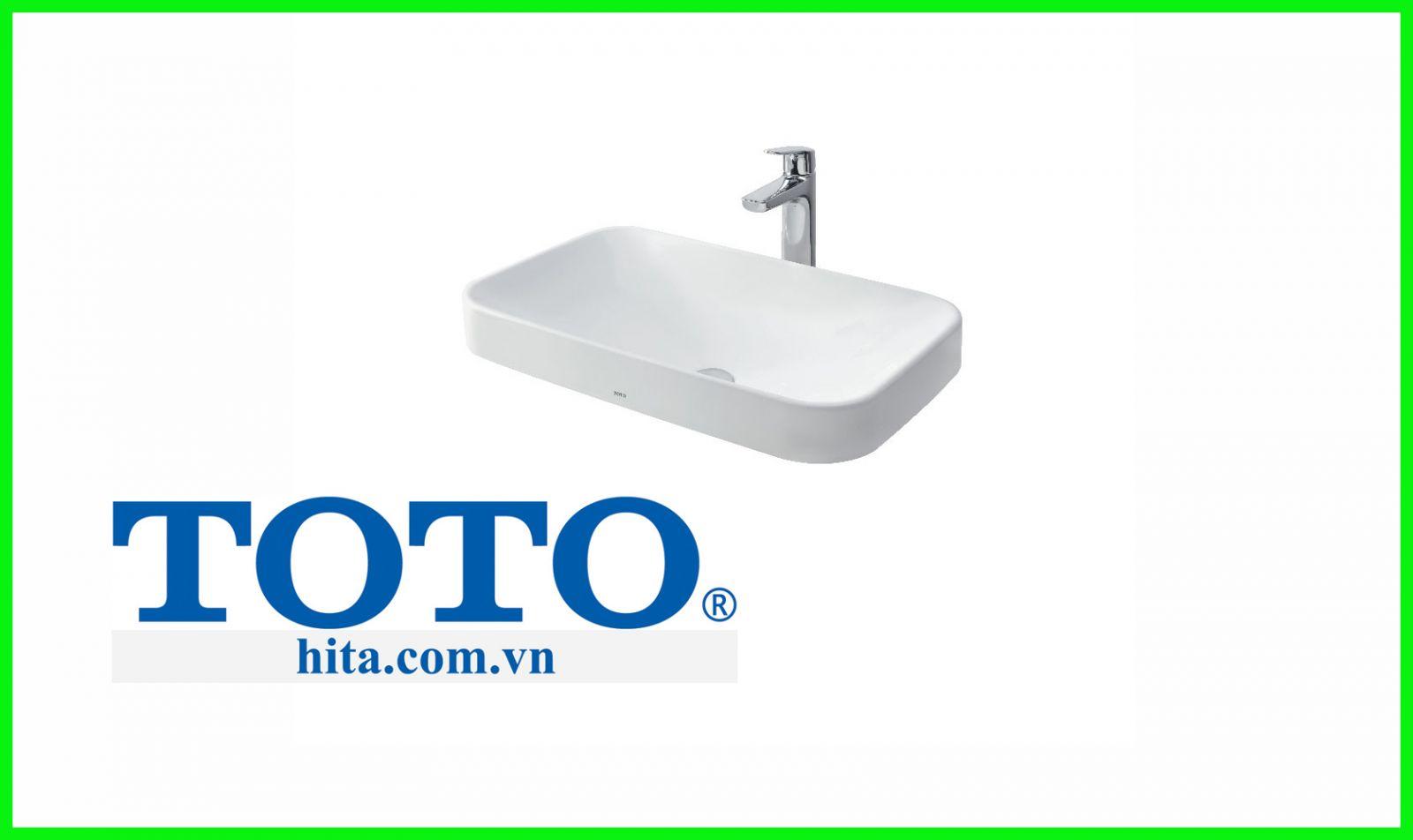 Chậu rửa đặt bàn Toto LT5715