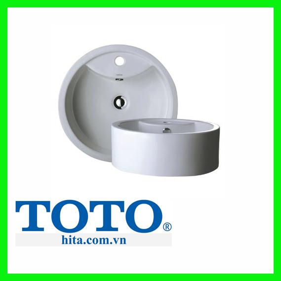 Chậu rửa đặt bàn Toto LW573JW/F