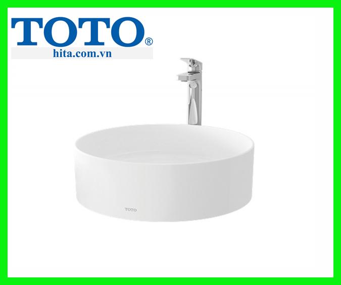 Chậu rửa đặt bàn Toto LW572JW/F