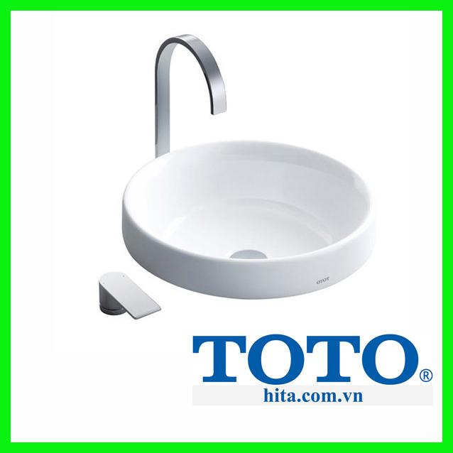 Chậu rửa đặt bàn Toto LW1704B