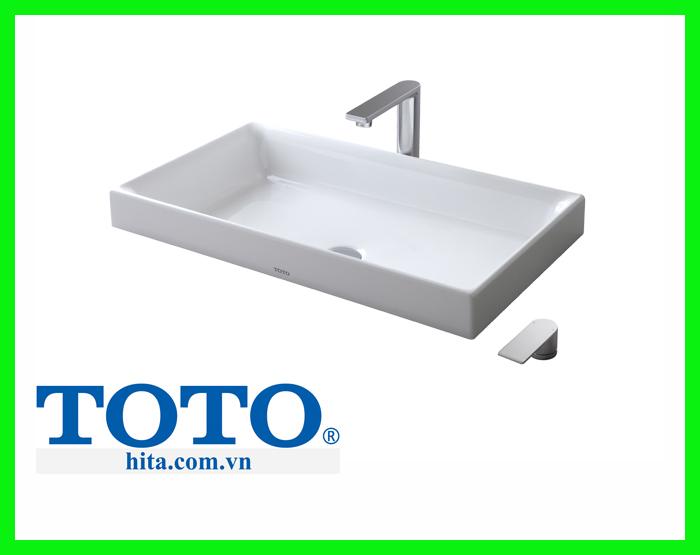 Chậu rửa đặt bàn Toto LW1717B