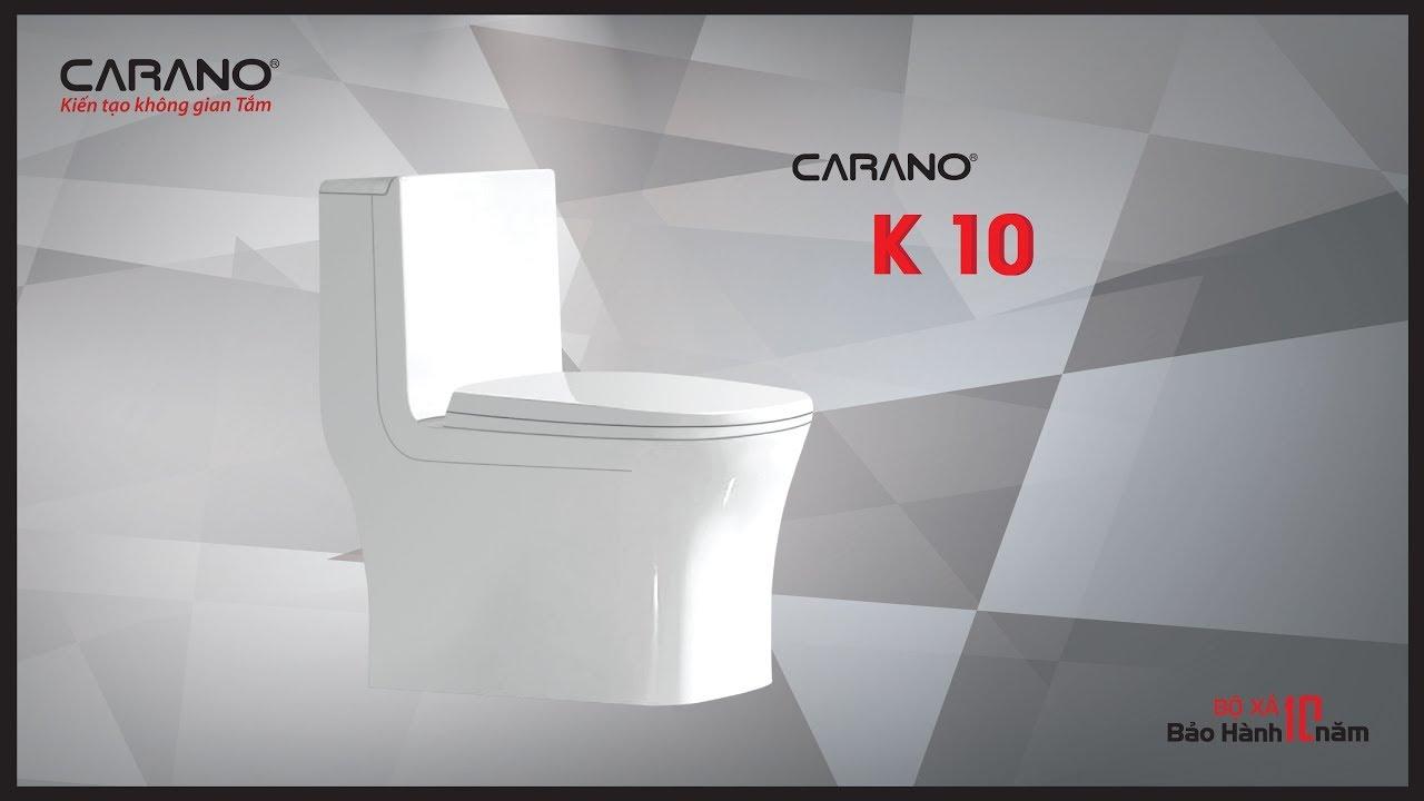 Bồn cầu Carano có tốt không?