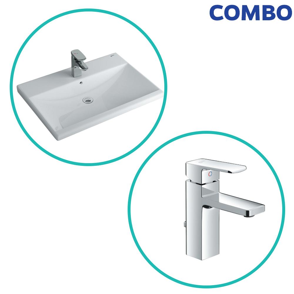 Combo Inax  217: L-2397VFC + LFV-5012S là combo thiết bị vệ sinh Inax thuộc chương trình khuyến mãi cuối năm của Inax Nhật Bản, chương trình khuyến mãi có thể lên đến 50%, ghé ngay showroom Hita