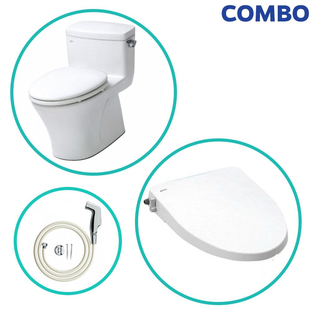Combo thiết bị vệ sinh INAX chính hãng