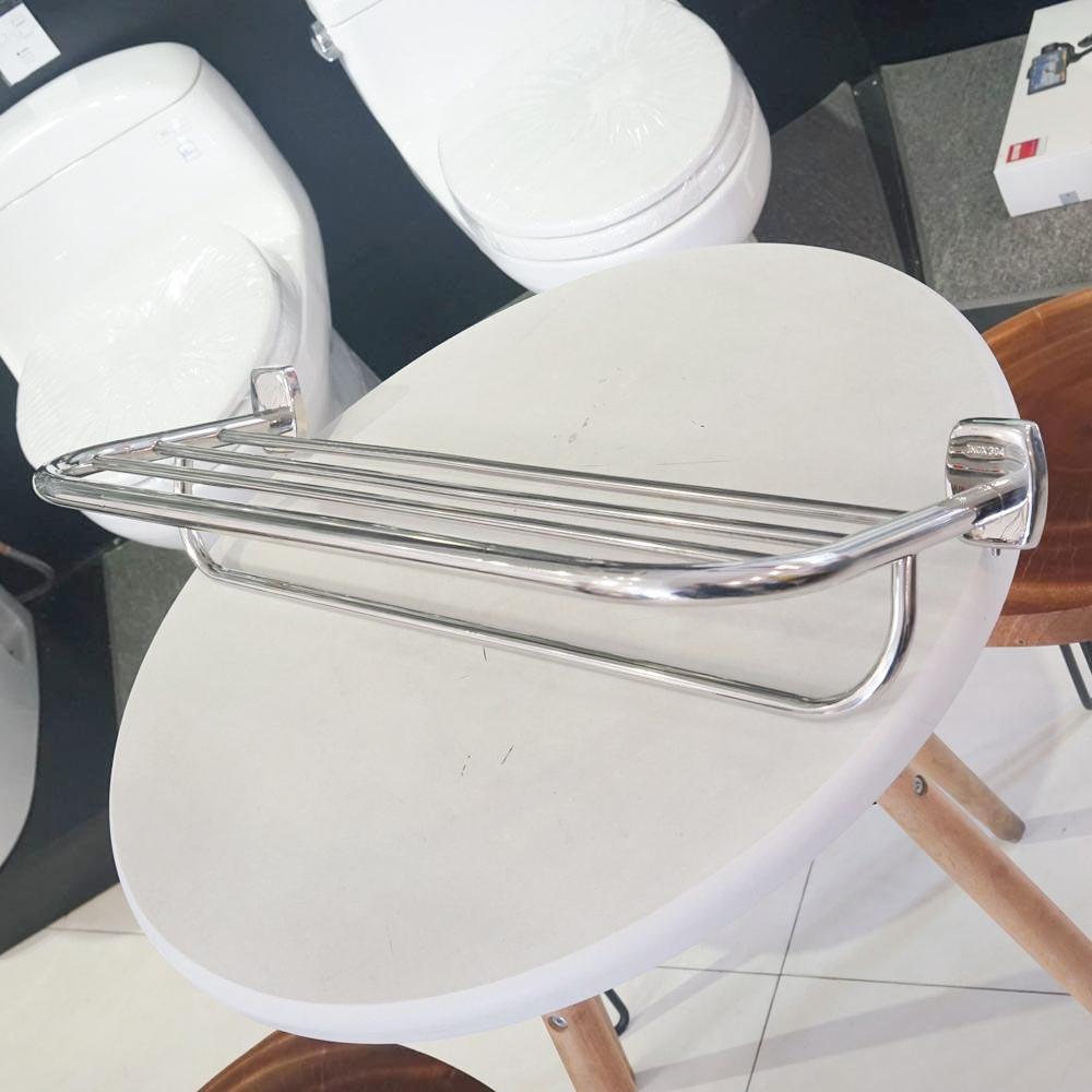 Máng khăn inox Outlet 01 là sản phẩm thiết bị vệ sinh outlet, xả kho, thanh lý một số mặt hàng trưng bày, giá khuyến mãi cực kỳ hấp dẫn, đến ngay showroom Hita tại Tphcm