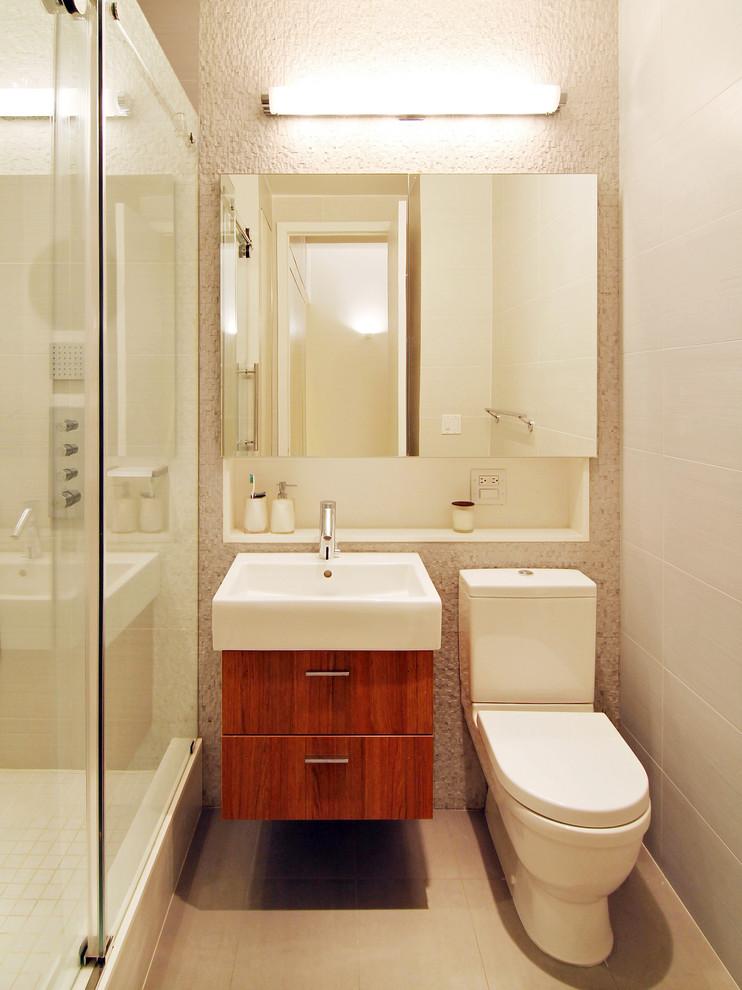 Những mẫu thiết kế cho nhà vệ sinh 4 mét vuông 2
