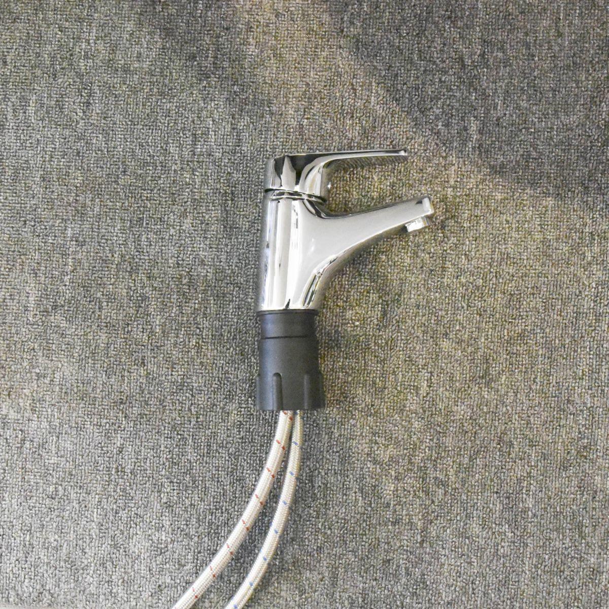 Vòi chậu lavabo nóng lạnh Outlet 07 là sản phẩm thiết bị vệ sinh outlet, xả kho, thanh lý một số mặt hàng trưng bày, giá khuyến mãi cực kỳ hấp dẫn, đến ngay showroom Hita tại Tphcm