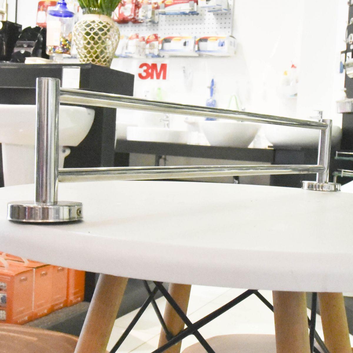 Thanh vắt khăn Outlet 14 là sản phẩm thiết bị vệ sinh outlet, xả kho, thanh lý một số mặt hàng trưng bày, giá khuyến mãi cực kỳ hấp dẫn, đến ngay showroom Hita tại Tphcm