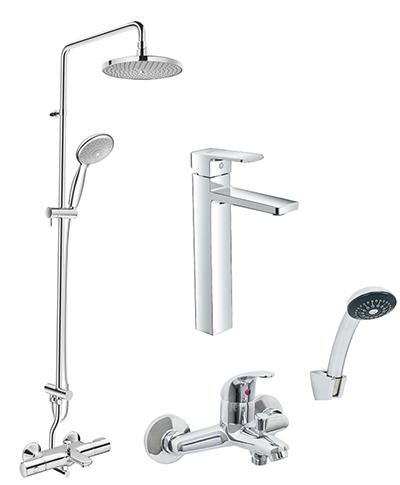 Bảng báo giá sen vòi - vòi chậu - sen tắm Inax 2019 Tphcm