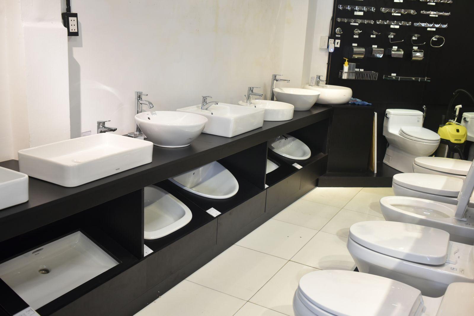 Kinh nghiệm chọn mua thiết bị vệ sinh inax tại cửa hàng