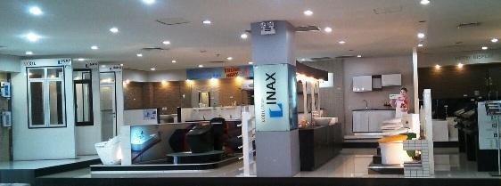 showroom thiết bị vệ sinh Inax chính hãng HCM