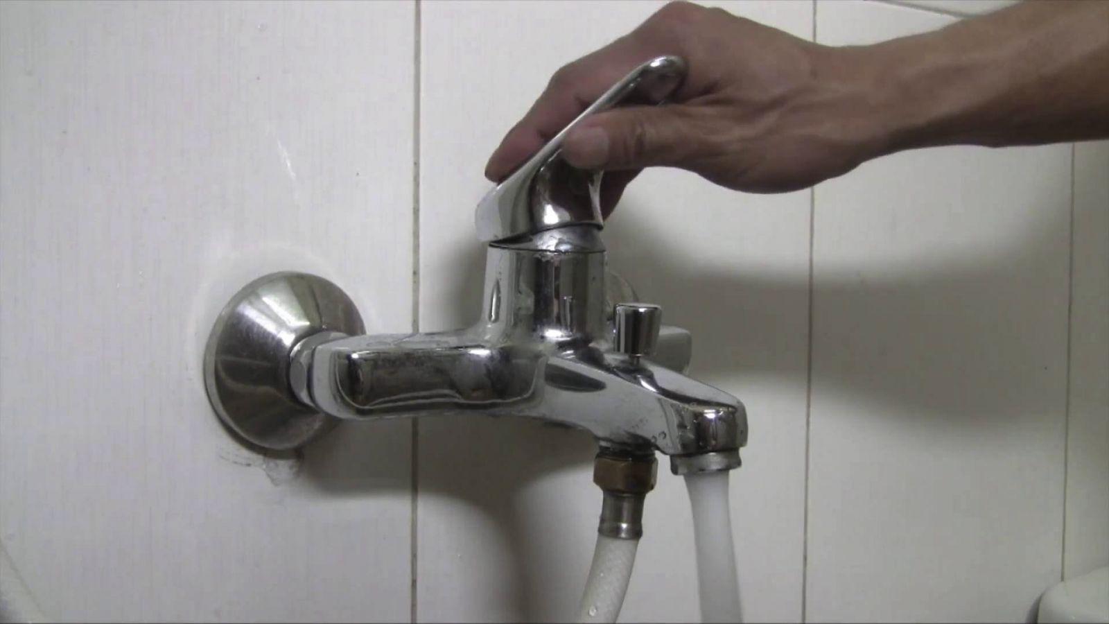 cách sửa vòi nước bị rỉ
