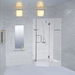 Bồn tắm vách kính Inax