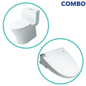 Combo Inax 118: AC-900R+CW-KA22AVN