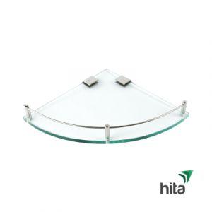 Kệ kính góc phòng tắm Hita