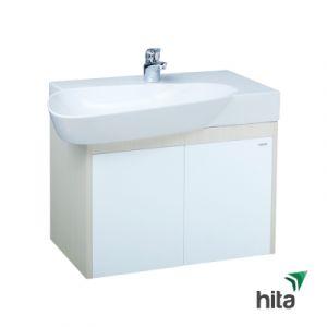 Tủ lavabo treo tường Caesar LF5362+EH065V