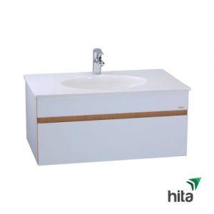 Tủ lavabo treo tường Caesar LF5026+EH680V