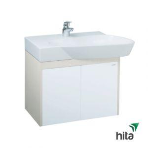Tủ lavabo treo tường Caesar LF5364+EH065V
