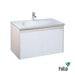 Tủ lavabo treo tường Caesar LF5368+EH090V