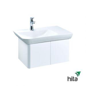 Tủ lavabo treo tường Caesar LF5372+EH063LV