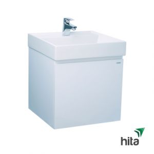 Tủ lavabo treo tường Caesar LF5380+EH051V