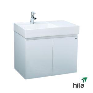Tủ lavabo treo tường Caesar LF5382+EH080V